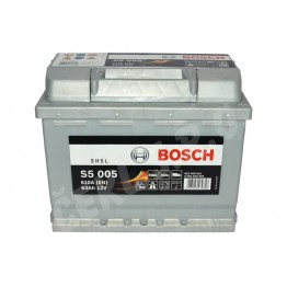 Aкумулатор BOSCH 63 Ah P S5