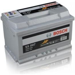 Aкумулатор BOSCH 74 Ah P S5