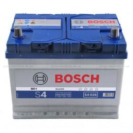 Акумулатор Bоsch S4 Asia P,L 60Ah
