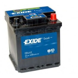 Акумулатор EXIDE ExCELL 44Ah