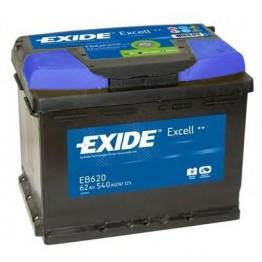 EXIDE EB620 - стартов акумулатор  стартов акумулатор
