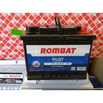 Акумулатор Rombat 60Ah