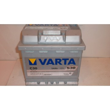 Aкумулатор Varta Silver Dinamic 54Ah