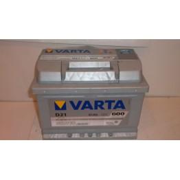 Aкумулатор Varta Silver Dinamic 61Ah
