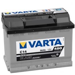 Акумулатор Varta 56Ah BLACK dynamic